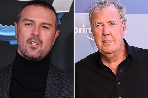 Paddy McGuinness bombarded with abuse after bitter feud with Jeremy Clarkson