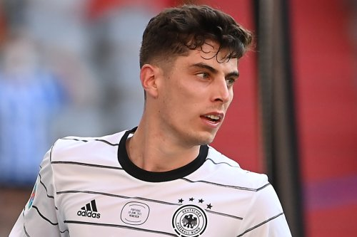 Havertz breaks Germany record against Portugal after Champions League final win