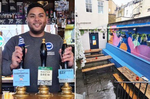 Landlord who adapted pub to reopen must stay shut as 'air can't flow' in garden