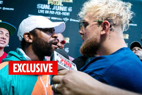 Mayweather slams Logan and Jake Paul for lack of respect and 'crossing the line'
