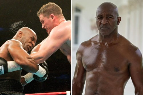 Evander Holyfield to make comeback against Mike Tyson's final ever pro opponent