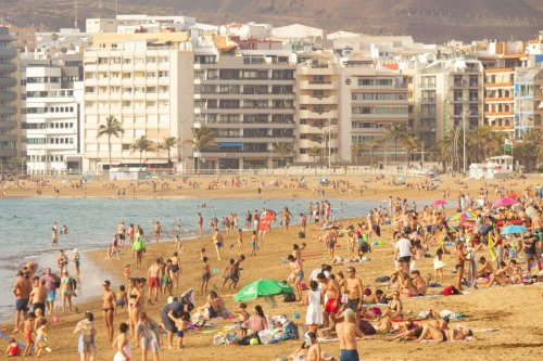 Europeans get to enjoy summer holidays while Brits are stranded at home