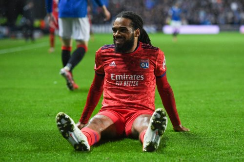 Watch ex-Celtic star Denayer win free-kick against Rangers with outrageous dive