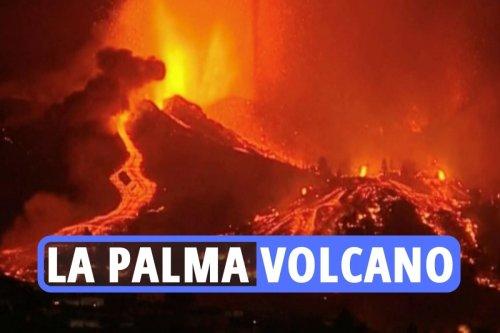 Latest La Palma volcano updates as Canary Island flights cancelled & Brits flee