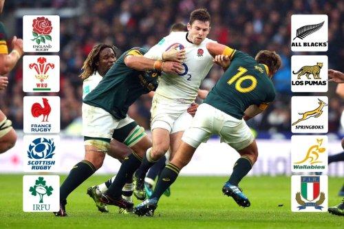 Wales vs All Blacks, England vs Wallabies confirmed for Autumn Internationals
