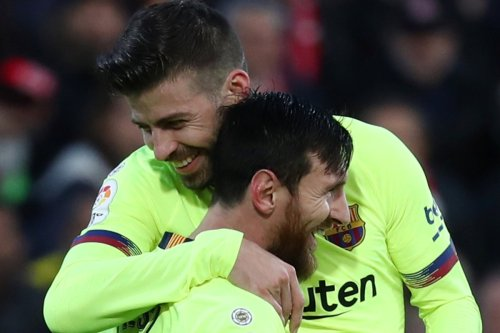 'Leo did everything' - Pique opens up on Barcelona's struggles without Messi