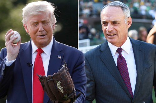 Trump calls for boycott of 'woke' MLB after All-Star Game pulled out of Georgia