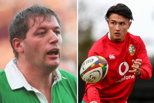 Francis sacked for 'unacceptable' and 'racist' jibe about Lions ace Marcus Smith