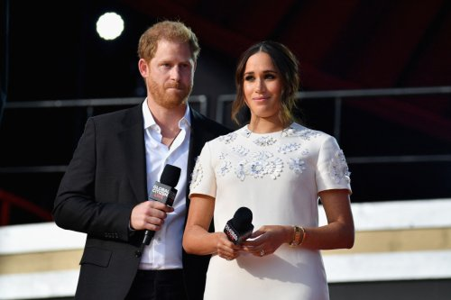 Harry and Meghan are 'desperate to control their narrative' says expert