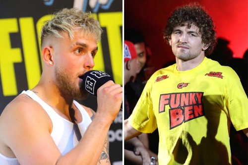 Jake Paul vs Ben Askren: UK start time, live stream, TV channel and undercard for massive fight TONIGHT