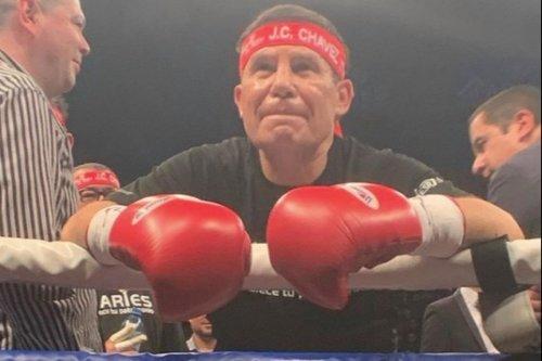 Julio Cesar Chavez, 58, set for final fight against Hector Camacho Jr, 42