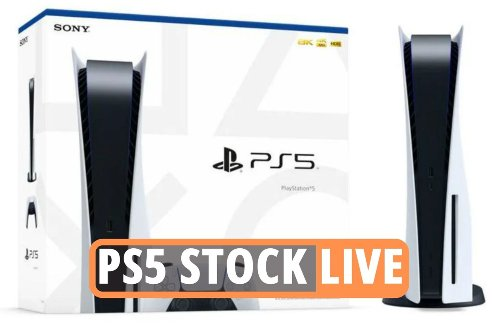 PS5 stock UK – live: Latest PS5 restock updates from Argos, GAME, Amazon & more