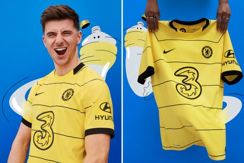 Chelsea release new yellow away kit as Mount vows to recreate 'special memories'