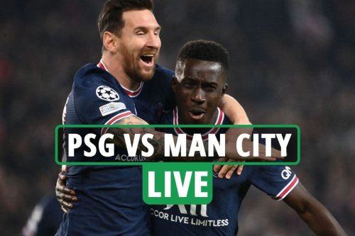 PSG vs Man City FREE: Live stream, TV channel, team news and kick-off time