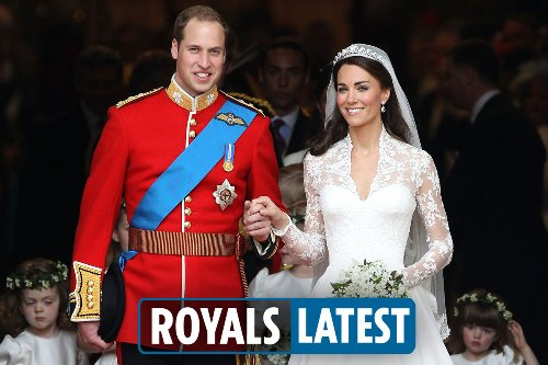 Prince William 'auditioned' Kate Middleton to be his wife, royal expert claims