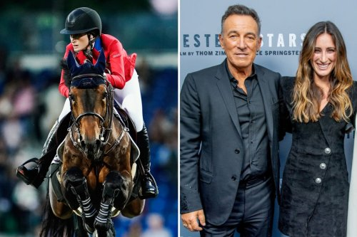 Bruce Springsteen daughter Jessica wins major competition after Olympics success