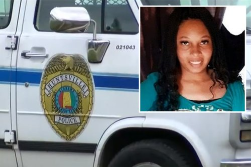Woman, 29, dies after being trapped in police van for 12 DAYS after climbing in