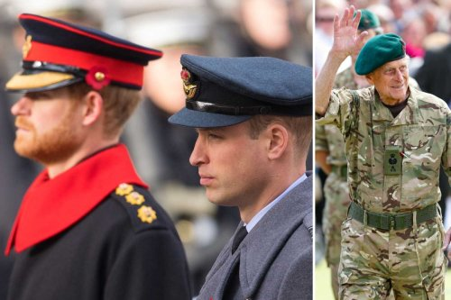 Harry 'will not wear military uniform at funeral' after losing honours