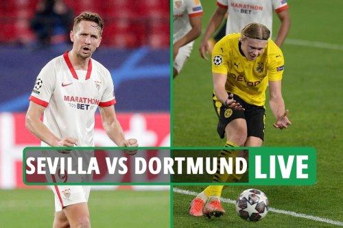 Sevilla vs Dortmund FREE: Live stream, TV channel, kick-off time, team news