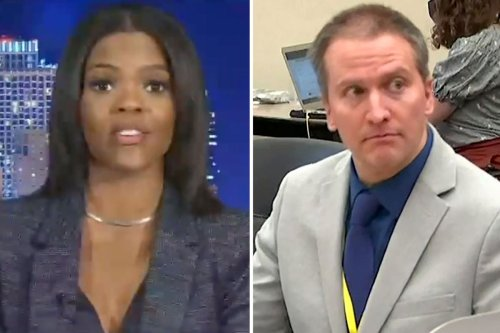 Candace Owens claims Derek Chavin guilty verdict is 'MOB justice'