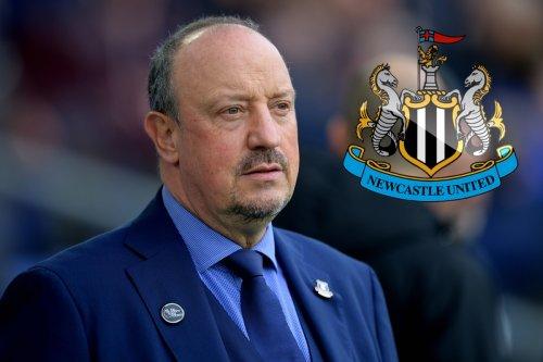 Newcastle make Rafa Benitez No1 choice to replace Steve Bruce as boss