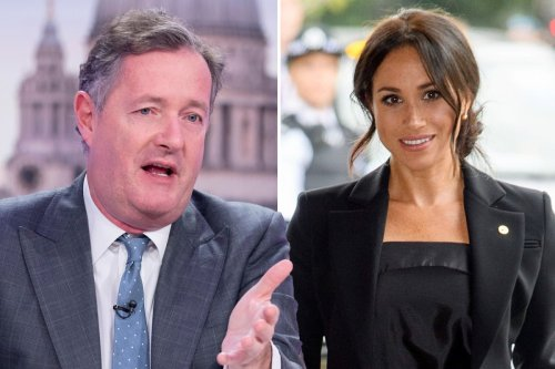 Piers Morgan in fresh swipe at Meghan Markle with Prince Philip tribute