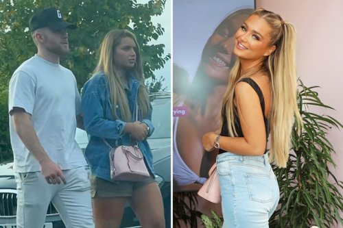Love Island's Lucinda undergoes hair makeover as she heads out solo after being spotted cosying up to her ex