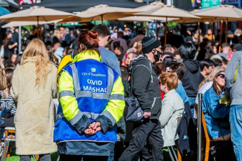 Fears of 9 months more lockdown as councils hire Covid marshals till MARCH