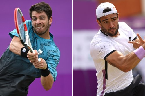 Norrie blown away by Berrettini in Queens final but Brit earns Wimbledon seeding