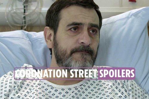 Coronation Street spoilers: Peter Barlow returns home after liver transplant
