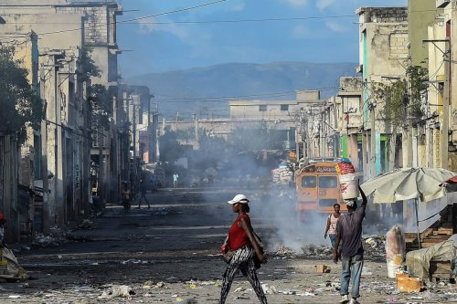 17 American Christian missionaries, including kids, are kidnapped in Haiti