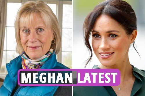 Queen's cousin orders Meghan to SHUT UP and blasts royals who 'air dirty linen'
