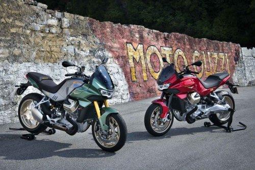 Guzzi V100 Mandello promises fast sport-touring with Italian style