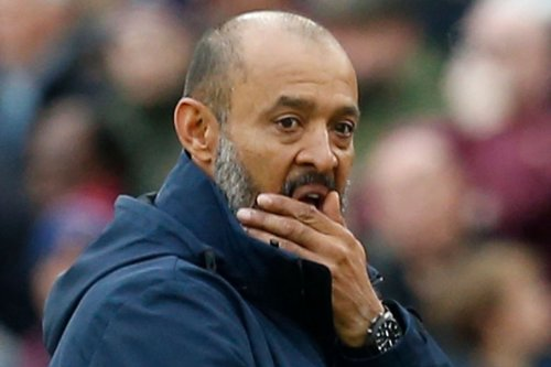 Nuno faces axe & it's his own fault after dividing squad with reputation ruined