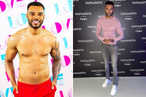Love Island's Tyler leaves fans open mouthed as he looks completely different