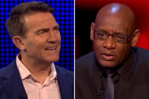 The Chase's Shaun Wallace rages 'I just told you' at Bradley Walsh as pair clash