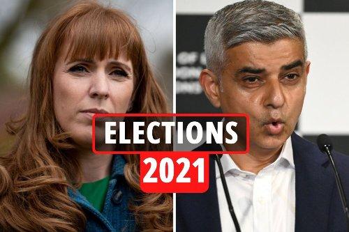 Labour civil war as Burnham slams Angela Rayner sacking after election nightmare