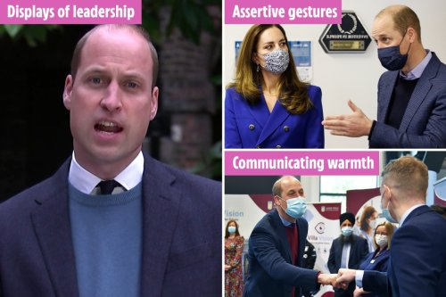 Signs Prince William's stepped up since Prince Philip died & is ready to be king