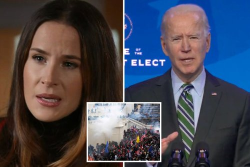Biden's daughter Ashley 'worried' for his safety at inauguration after riots