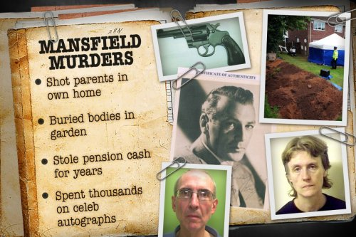 Landscapers: Chilling story of the Mansfield murders where couple killed parents