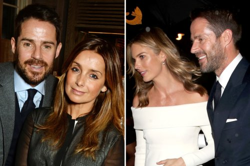 Louise Redknapp defends keeping ex Jamie's last name as he remarries - admitting she's 'clinging onto it'