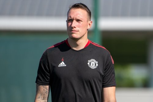 Man Utd's Jones reveals he broke down in tears after street abuse while out
