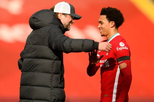 Klopp has given Liverpool a licence to thrill, claims in-form Alexander-Arnold