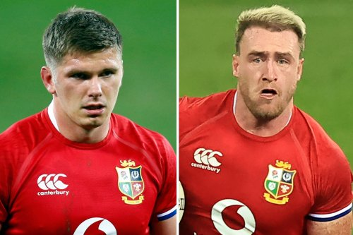 Gatland drops Lions bombshell by axing Farrell and Hogg for South Africa clash
