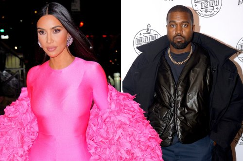 Kim gushes over ex Kanye & admits he still 'helps her' on business ventures