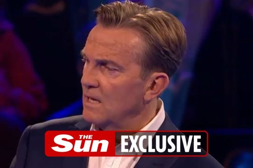 Beat The Chasers' Bradley Walsh open-mouthed as contestant pulls bizarre object from her BRA on air