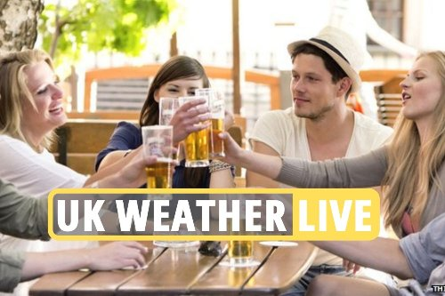 Temperatures to hit 17C next week in 1st blast of warm weather since pubs opened