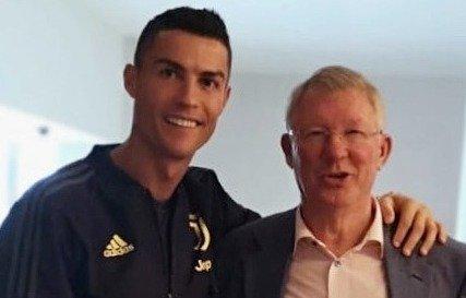 Man Utd legend Sir Alex Ferguson praises Ronaldo's 'fantastic' return