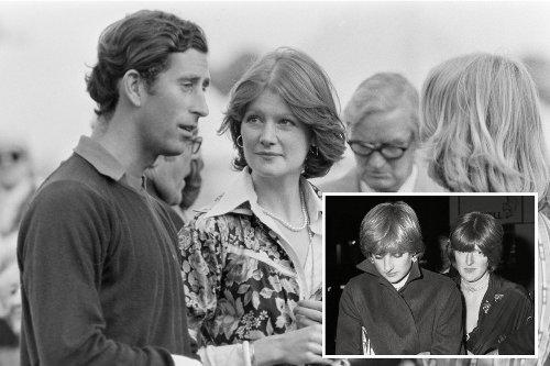 Was Princess Diana's sister Sarah dating Prince Charles?