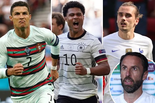 England face Germany, France or Portugal in horror last-16 tie after Czechs win